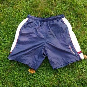 VTG Hilfiger Athletic shorts, sz M, great cond